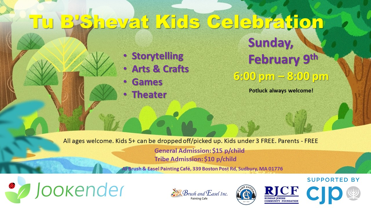 Tu B'Shevat Kids Celebration