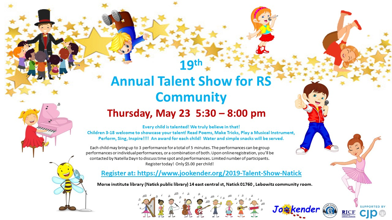 19 Annual Talent Show