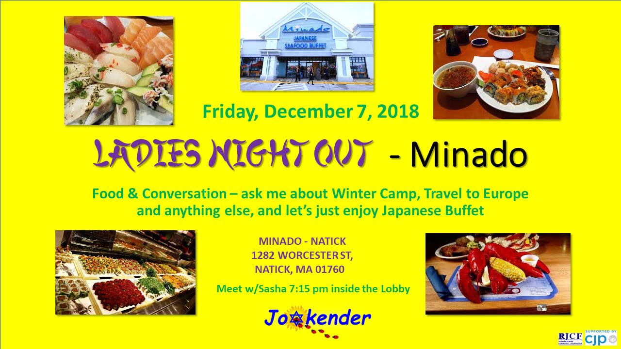 Ladies Night Out - Minado