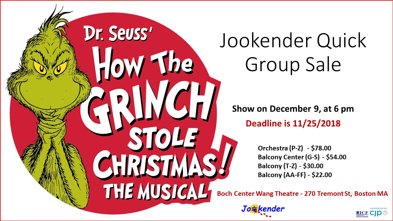 How The Grinch Stole Christmas Musical.How The Grinch Stole Christmas The Musical