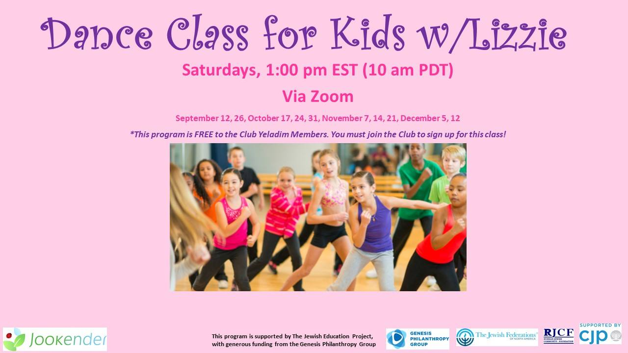 Dance Class for Kids