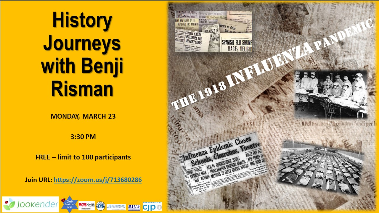 History Journeys with Benji Risman