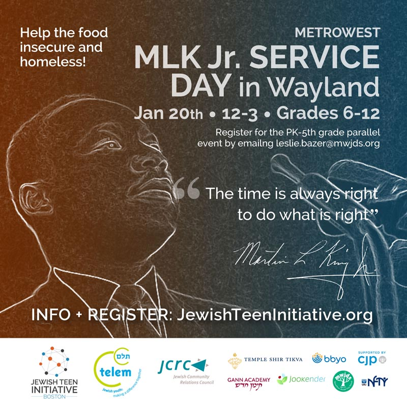 Martin Luther King Junior Day of Service
