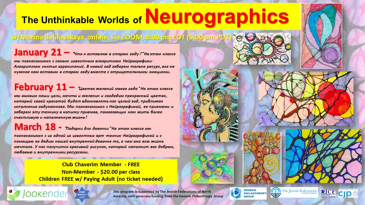 The Unthinkable Worlds of Neurographics