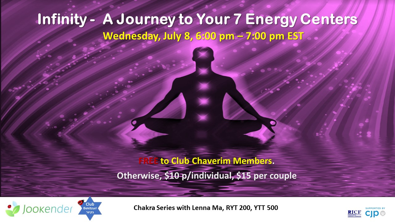 Infinity - A Journey to your 7 Energy Centers