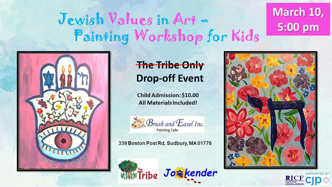 Painting Workshop for Kids