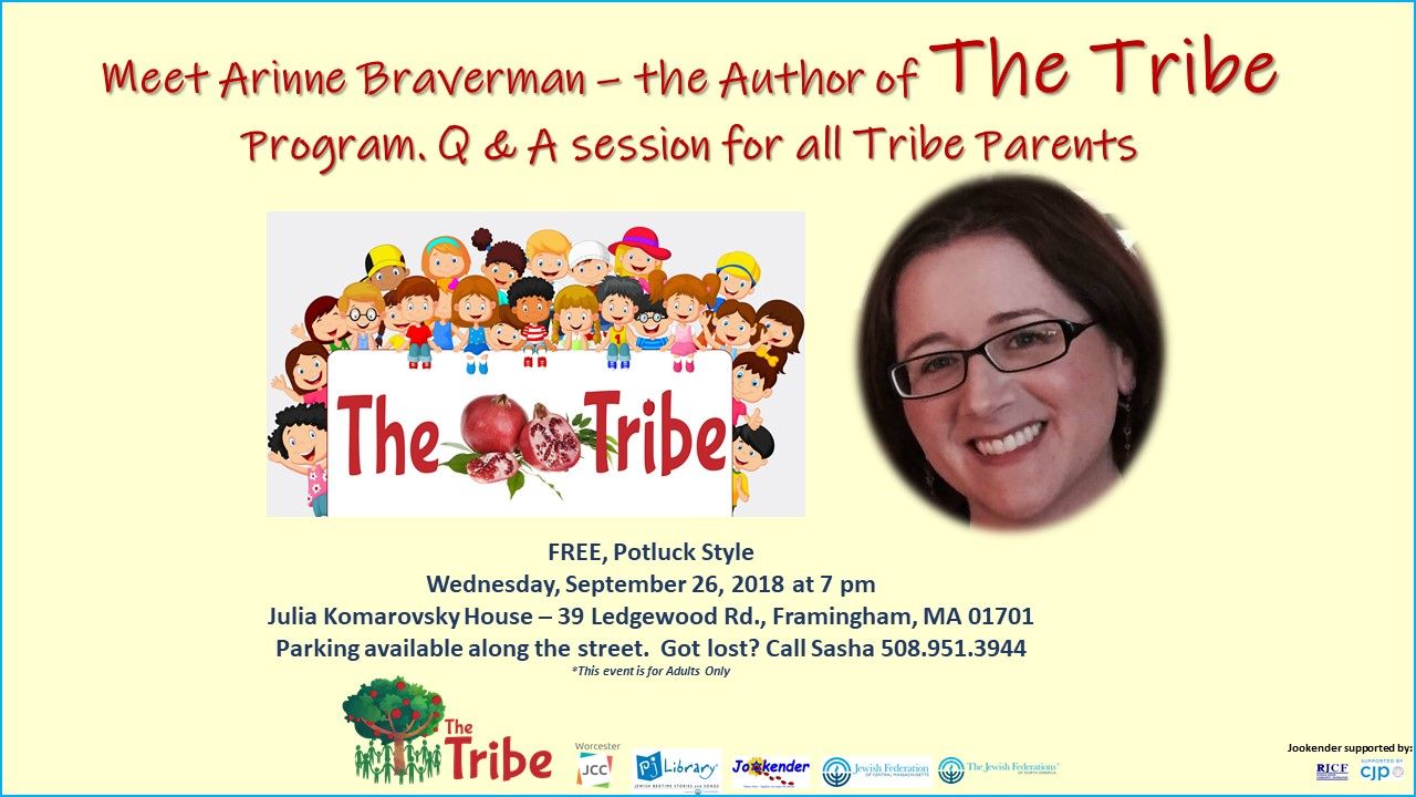 Q&A Session for All Tribe Parents